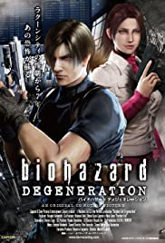 Resident Evil: Degeneration (English)