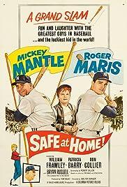 Safe at Home!(1962) Poster - Movie Forum, Cast, Reviews