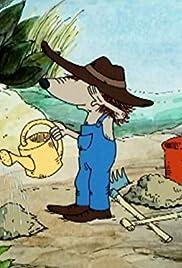 Ein Kanarienvogelfederbaum/Der Frosch ist ein Großmaul/Hasenmotor, Antrieb vorn/Schnuddel fängt einen Hasen Poster
