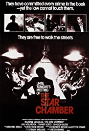 The Star Chamber(1983) Poster - Movie Forum, Cast, Reviews