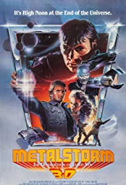 Metalstorm: The Destruction of Jared-Syn(1983) Poster - Movie Forum, Cast, Reviews
