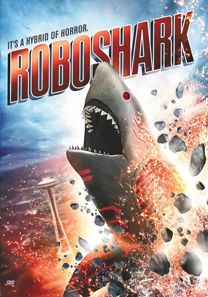 Ryklys robotas / Roboshark (2015)