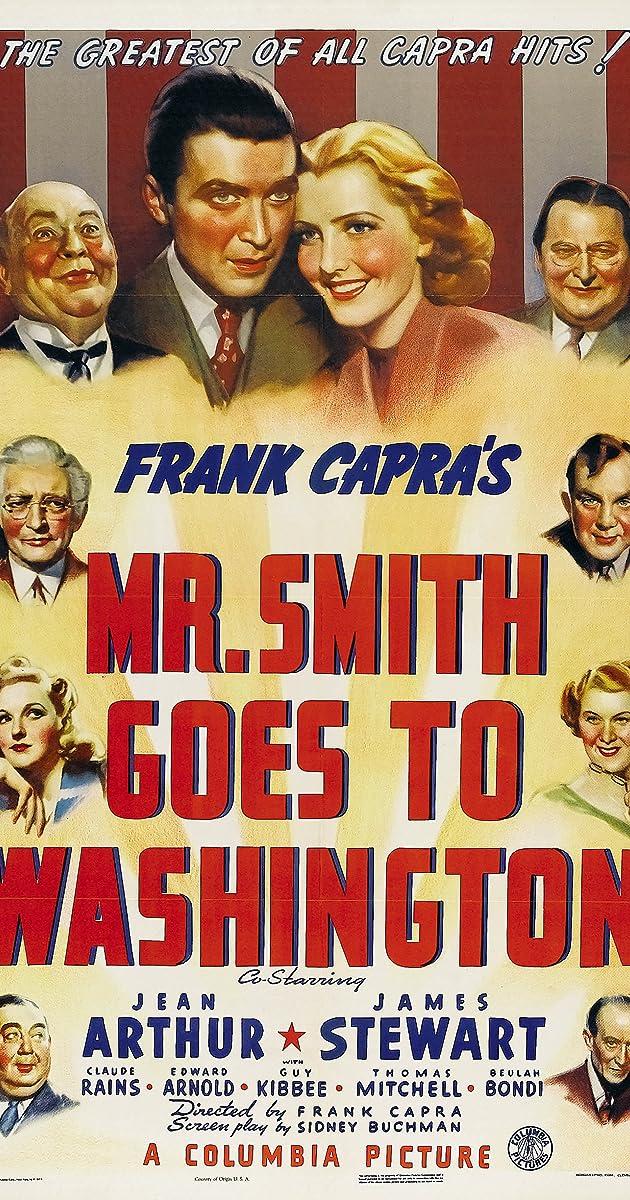 Mr Smith Goes to Washington 1939 IMDb – Mr Smith Goes to Washington Worksheet