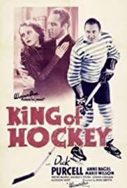 King of Hockey Poster