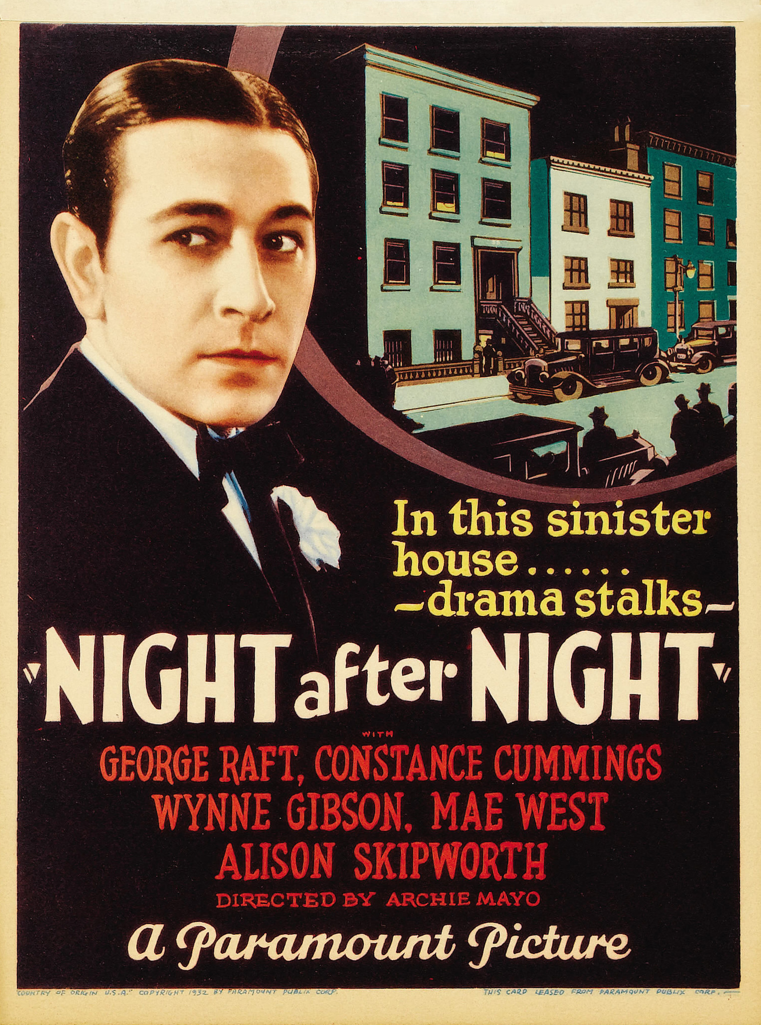 image Night After Night Watch Full Movie Free Online