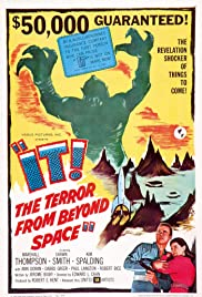 It! The Terror from Beyond Space (1958) Poster - Movie Forum, Cast, Reviews