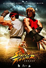 Street Fighter: Legacy (2010) Poster - Movie Forum, Cast, Reviews