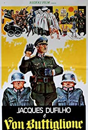 Von Buttiglione Sturmtruppenführer Poster