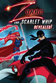 Zorro and Scarlet Whip Revealed! Poster