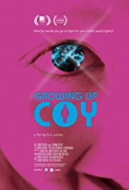 Growing Up Coy Poster