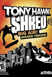 Tony Hawk: Shred Poster