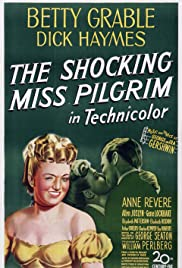 The Shocking Miss Pilgrim (1947) Poster - Movie Forum, Cast, Reviews