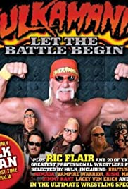 Hulkamania: Let the Battle Begin Poster