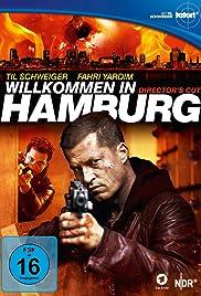 Willkommen in Hamburg Poster