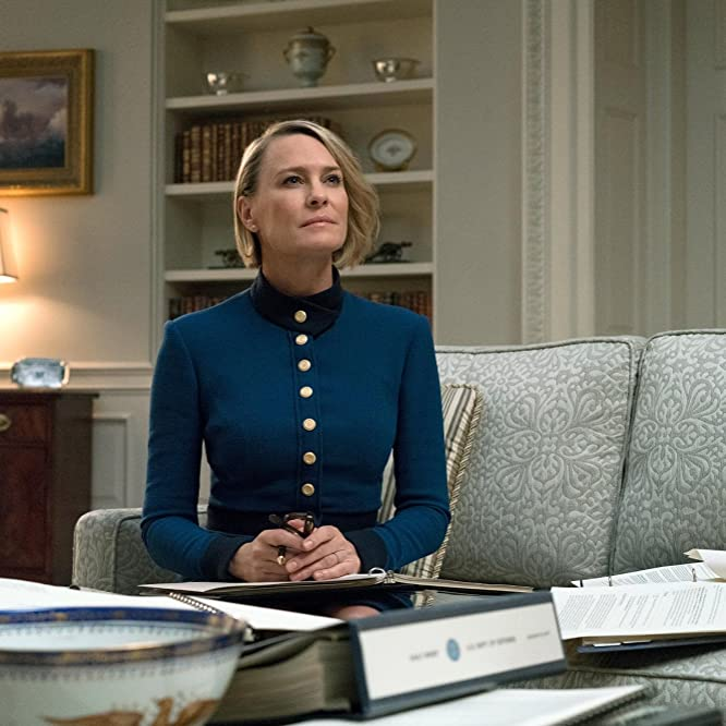 Robin Wright in House of Cards (2013)