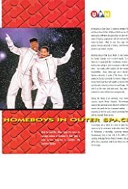 The Adventures of Ratman and Gerbil or, Holy Homeboys in Outer Space Poster