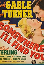 Somewhere I'll Find You(1942) Poster - Movie Forum, Cast, Reviews