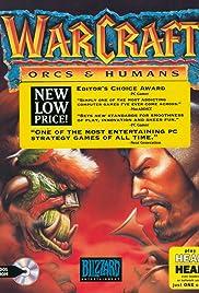 Warcraft: Orcs & Humans Poster