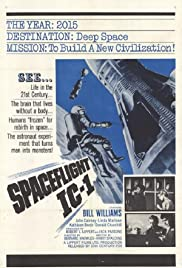 Spaceflight IC-1: An Adventure in Space Poster