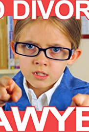 Kid Divorce Lawyer Poster