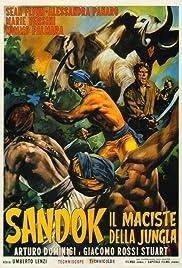 Sandok, il Maciste della giungla Poster