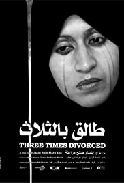Three Times Divorced Poster