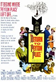 Return to Peyton Place (1961) Poster - Movie Forum, Cast, Reviews