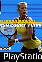 Anna Kournikova Smash Court Tennis