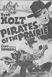 Pirates of the Prairie Poster