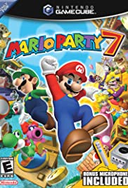 Mario Party 7 Poster