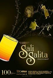 Sali-salita Poster