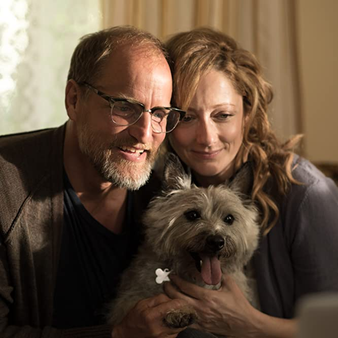 Woody Harrelson and Judy Greer in Wilson (2017)