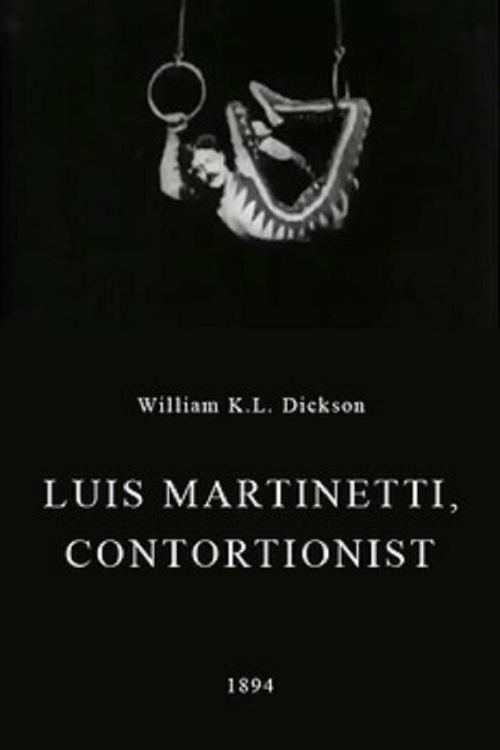 Luis Martinetti, Contortionist