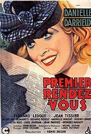 Her First Affair Poster