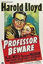 Image of Professor Beware