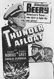 Thunder Afloat Poster