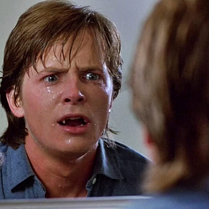 Michael J. Fox in Teen Wolf (1985)
