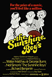 The Sunshine Boys (1975) Poster - Movie Forum, Cast, Reviews