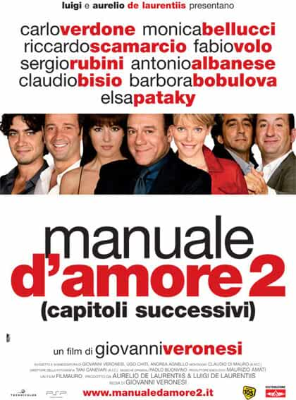 Manual of Love 2 (Manuale d'amore) 2007 UnRated 720p Italian DVDRip ESubs Download at www.movies365.ws