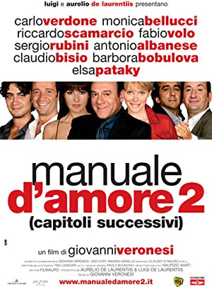 Manuale d'amore 2 (Capitoli successivi) poster