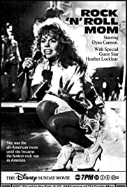 Rock 'n' Roll Mom Poster