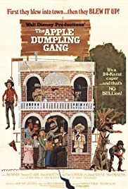 The Apple Dumpling Gang (1975) Poster - Movie Forum, Cast, Reviews
