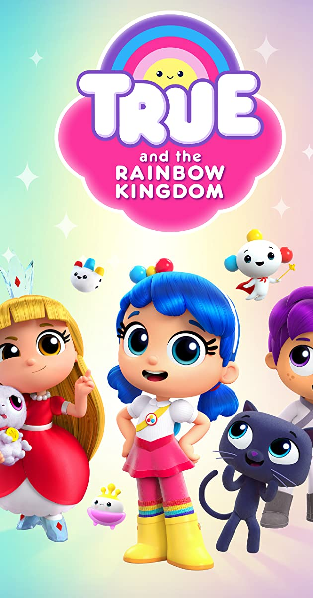 True and the rainbow kingdom tv series 2017 critic for True and the rainbow kingdom coloring pages