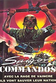 Saigon Commandos Poster