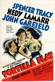 Tortilla Flat (1942) Poster - Movie Forum, Cast, Reviews