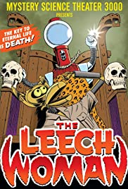 The Leech Woman Poster