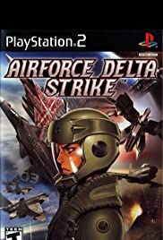 Airforce Delta Strike Poster