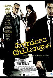 Crónicas chilangas Poster
