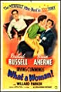What a Woman (1943) Poster
