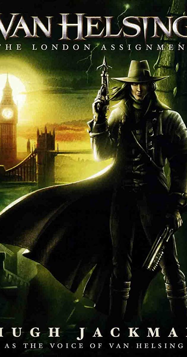 van helsing movie essay Analyzing the focus of gothic literature english literature essay vampires from van helsing the movie if you are the original writer of this essay and.